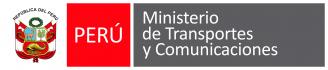 Ministerio de Transportes y Comunicaciones de Perú